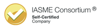 accreditation logo for IASME Consortium