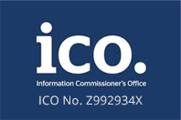accreditation logo for ICO no. Z992934X