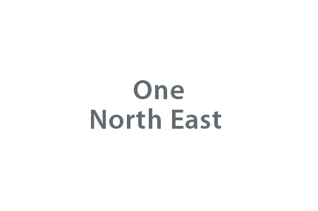 One North East logo