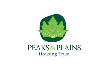 Peaks and Plains Housing Trust logo